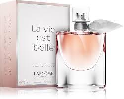 La Vie Est Belle Lancome